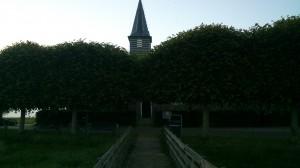 Kerkje Sandfirden