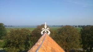 Uitzicht Friese meren